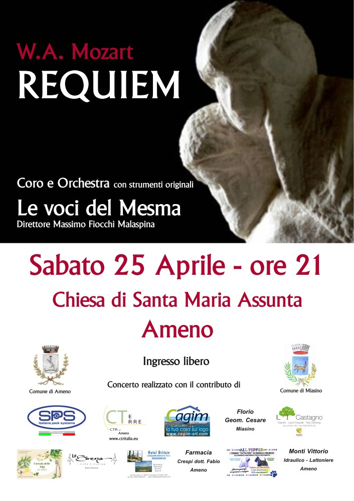 Locandina Requiem Mozart 25 aprile - Def