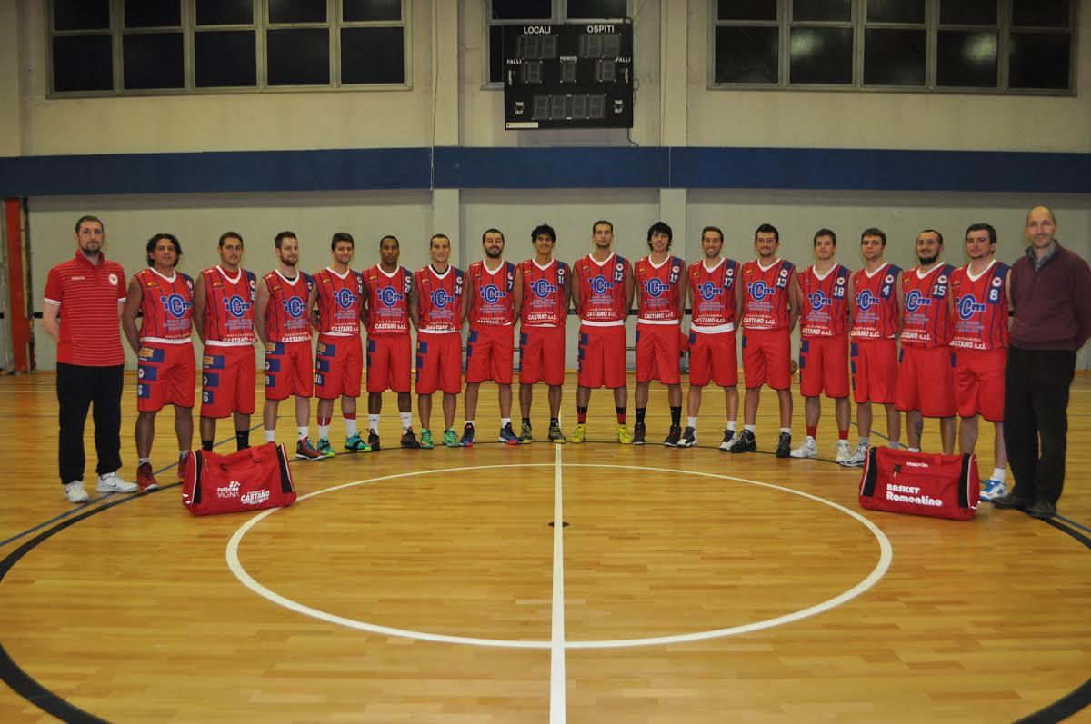 basket romentino