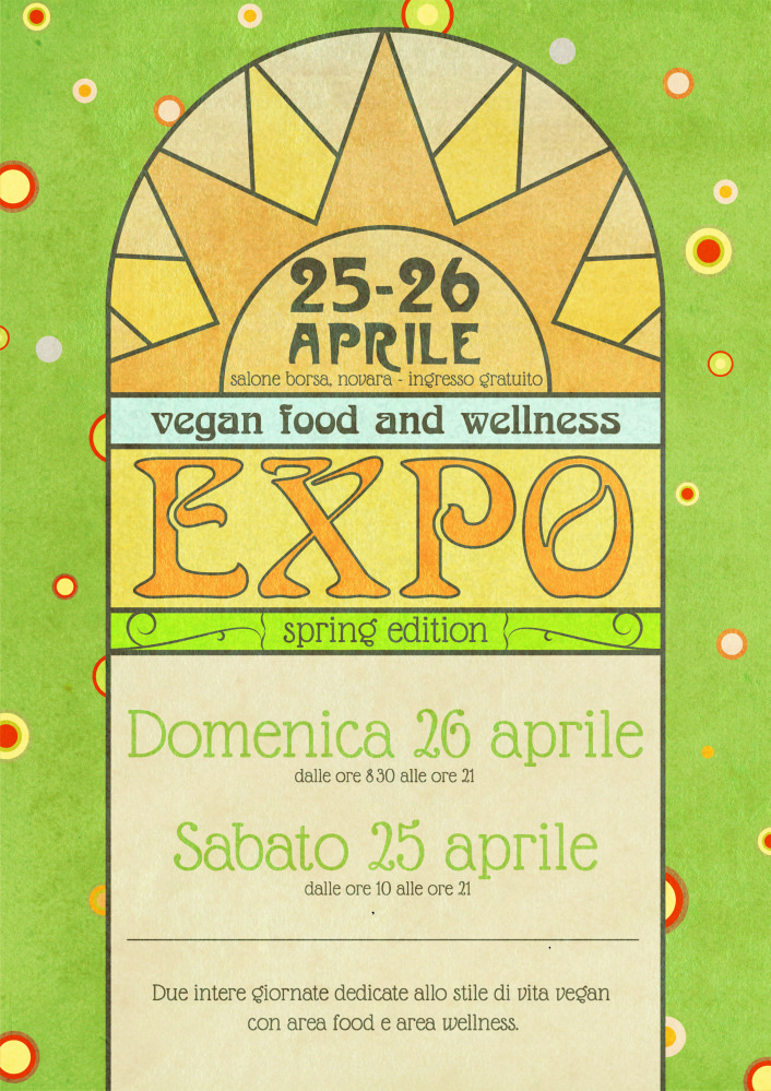 vegan food and wellness expo