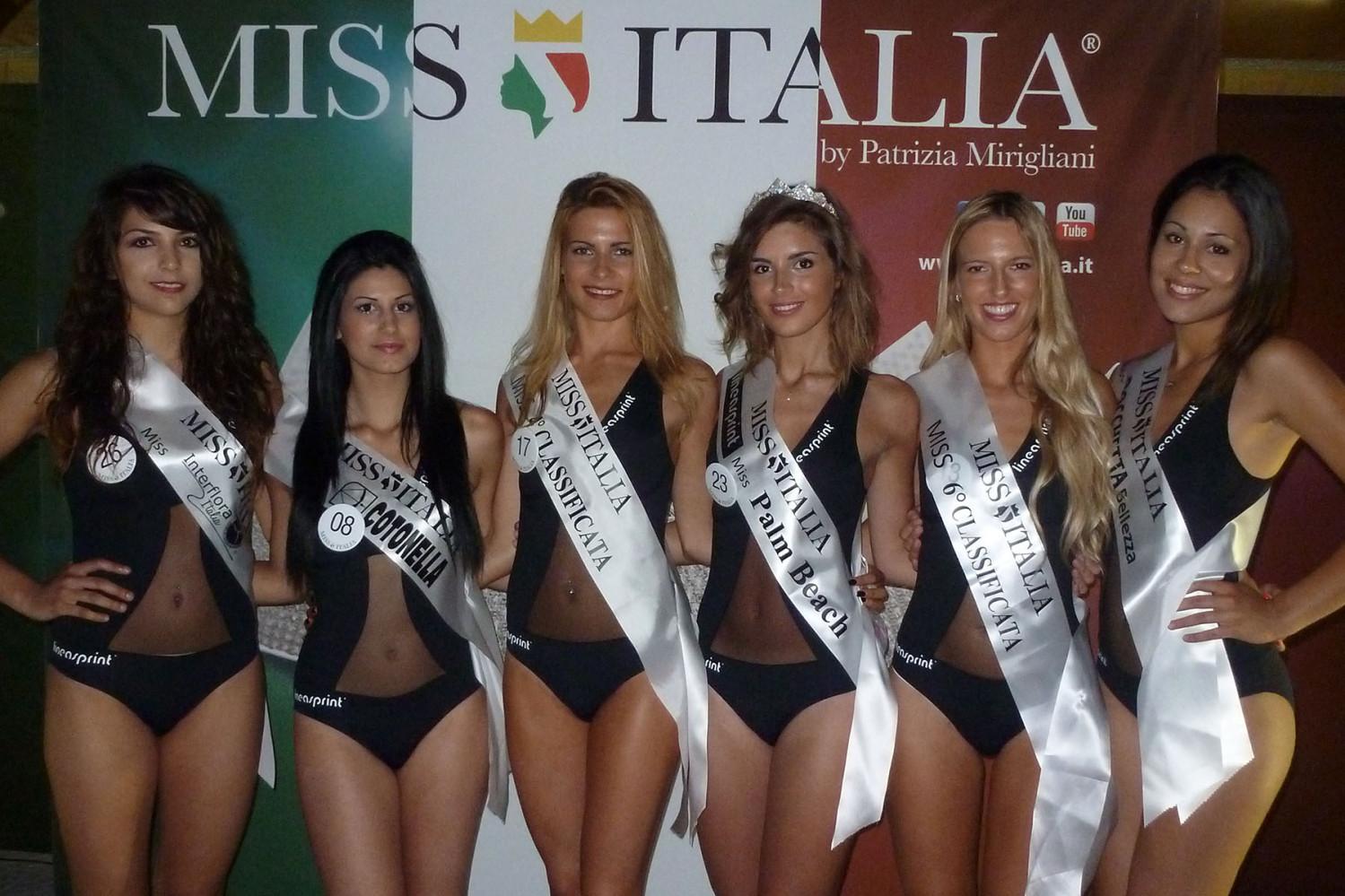 Arianna Amodeo, Giulia Rosa, Veronica Barbieri, Elisa Muriale, Martina Allasia, Miriam Galletto