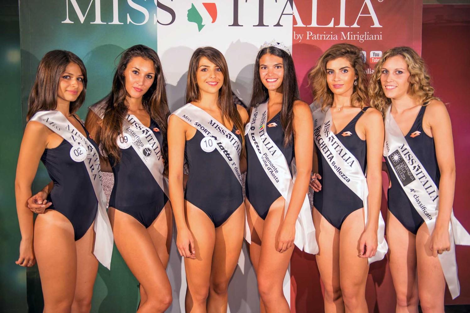 Francesca Sabbatino, Federica Seglie, Arianna Amodeo, Giulia Cordaro, Elisa Muriale, Erika Ambesi  (1)