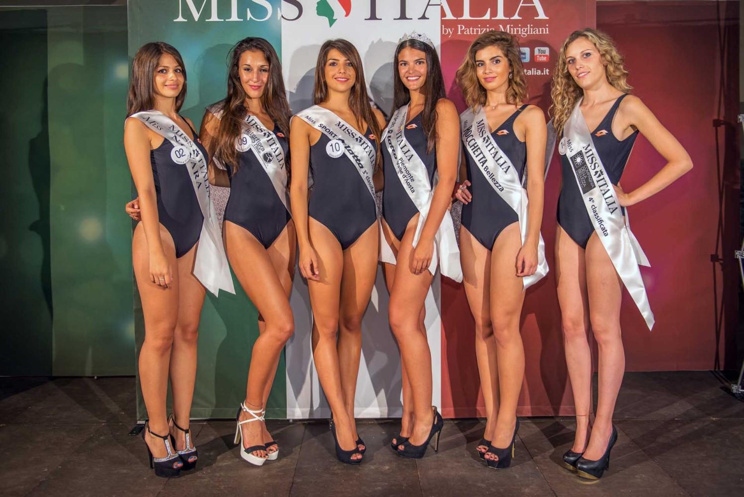 Francesca Sabbatino, Federica Seglie, Arianna Amodeo, Giulia Cordaro, Elisa Muriale, Erika Ambesi  (2)