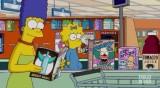 simpsons al supermercato