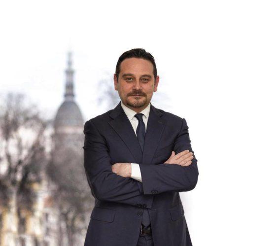 Alessandro Canelli - Sindaco di Novara