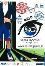Streetgames 2016