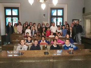 Ultima seduta per il consiglio comunale dei bambini for Istituti paritari milano
